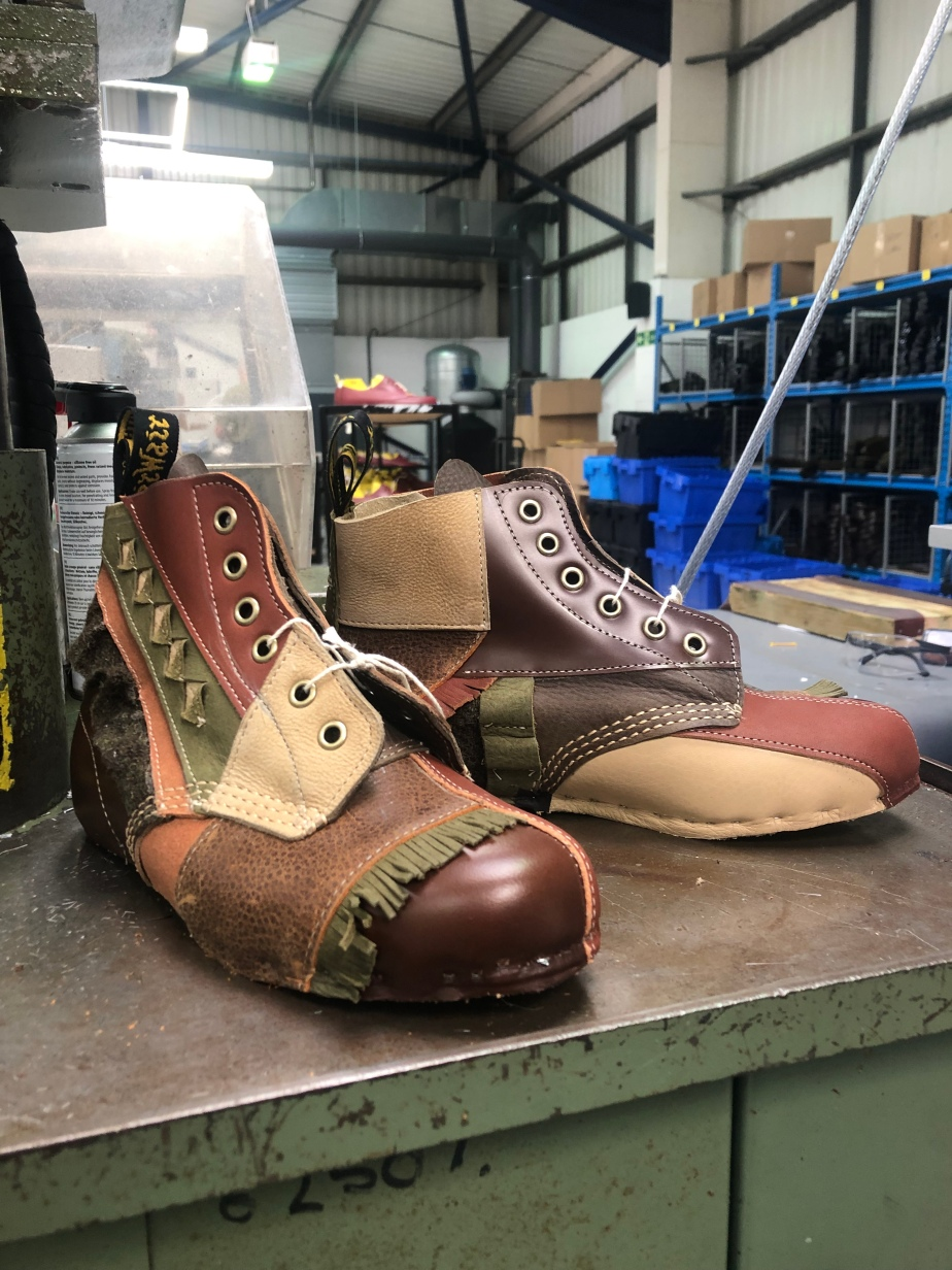 Alumni Stories:- Tanya Granaghan Lasting Operative at Dr Martens.